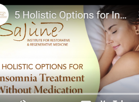 5 Holistic Options for Insomnia Treatment  Without Medication