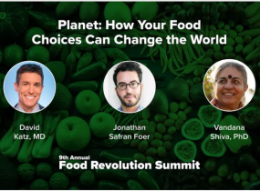 Planet: How Your Food Choices Can Change the World