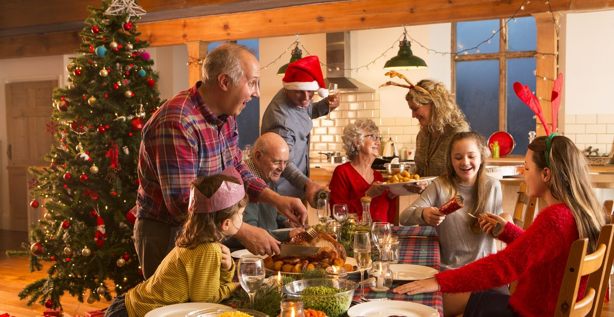 How to Have the Energy to Truly Enjoy the Holidays
