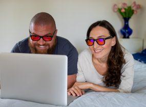Why Wear Blue Light Blocking Glasses